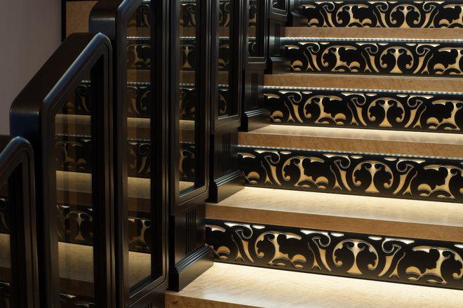 Современный Лестница by NORDMASTERS