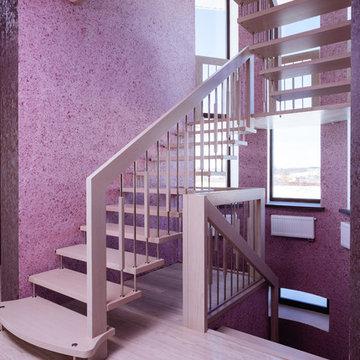 Лестницы в Козловке