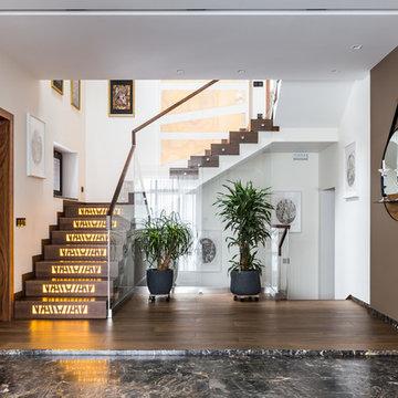 Реализованный проект загородного дома 300 кв.м.