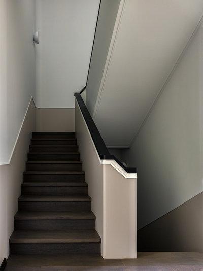 Современный Лестница by Лена Зуфарова