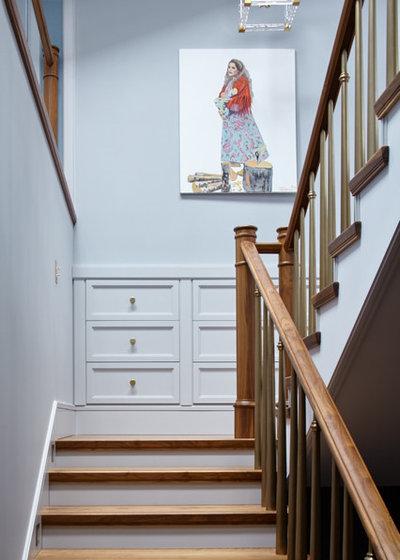 Современный Лестница by Argentostyle