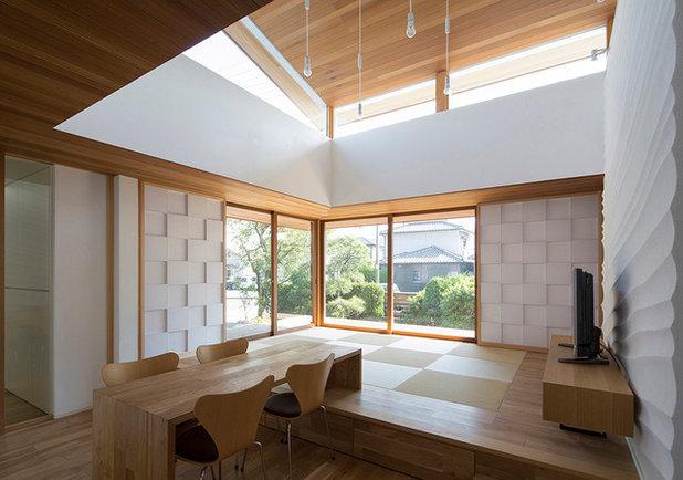 トラディショナル リビング by haco建築設計事務所