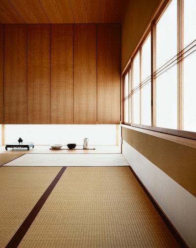 和室・和風 リビング by アトリエ137 | atelier137 Architectural Design Office