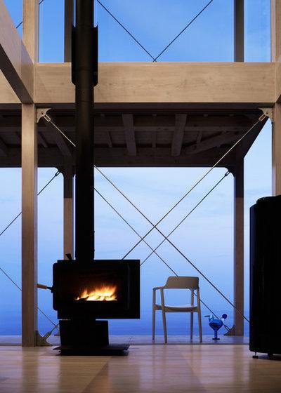 モダン リビング by アトリエ137 | atelier137 Architectural Design Office