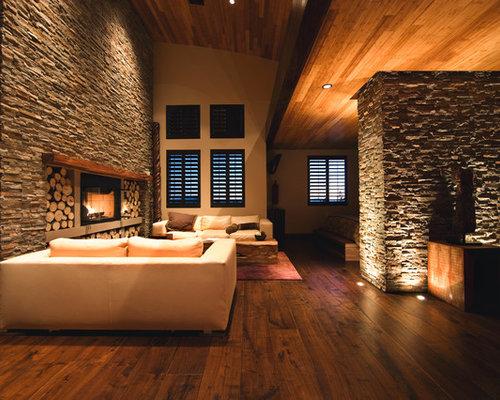 HD wallpapers living room design dark wood floors