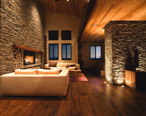 Fireplace Accent Lighting Ideas Pictures Remodel and Decor