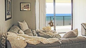 1 Bedroom Oceanfront Condo Redesign