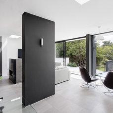 Contemporary Living Room by AR Design Studio Ltd