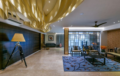 Houzz Tour: This Flat Defies Mumbai's Space Crunch With 6 Bedrooms