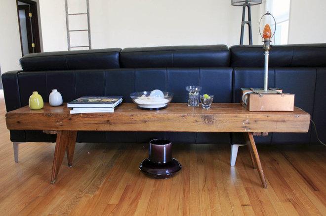 Midcentury Living Room by Katrina Guevara