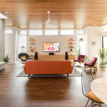 Houzz Tour: Modern Minneapolis Home Balances Openness and Privacy