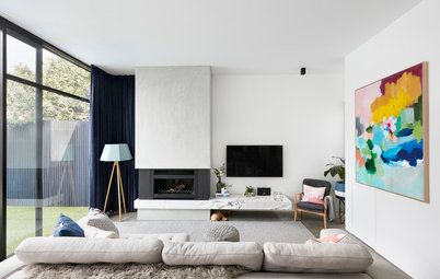 Expert Eye: 7 Ways to Create a Focal Point in the Living Room