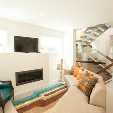 Contemporary Living Room by Stranville Living