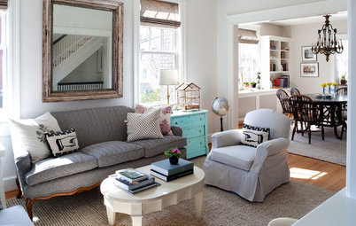 Houzz Tour: Remodeling Brightens a Row House in Washington, D.C.