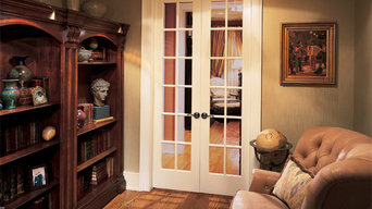 12-Lite French Doors