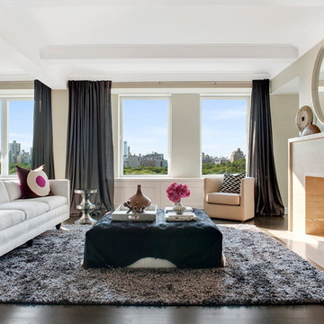 1212 Fifth Avenue Staging