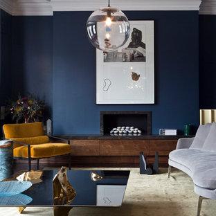 75 Most Popular Contemporary Formal Living Room Design Ideas For