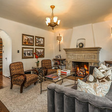 Mediterranean Living Room by Sotheby's International Realty