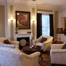 Traditional Living Room by Al Waddell, Realtor - RE/MAX Metro Plus