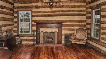 1820's Restored Cabin in Virginia