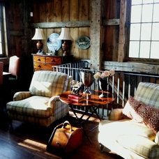 Traditional Living Room by Mt Vernon Barn Company