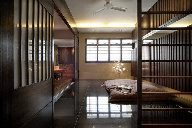 Living Room by Space Concepts Design Pte Ltd