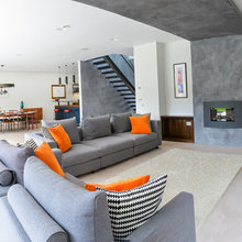 Houzz Tour: From Dated Bungalow to Cool, Contemporary Home