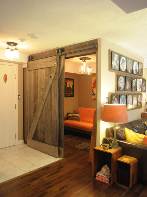 Bypass Barn Doors Home Design Ideas, Pictures, Remodel and Decor