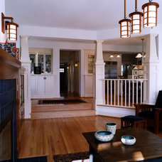 Traditional Living Room by Wentworth, Inc.