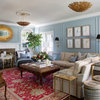 Houzz Tour: Beautiful 1929 Tudor-Style House Made Whole Again