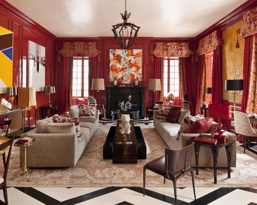Red Gold Black Ideas Pictures Remodel And Decor