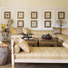 traditional living room by Period Homes, Inc.