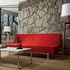 Midcentury Living Room by Blu Dot