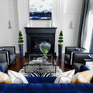 2011 HHL Fireplace