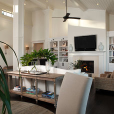 Contemporary Living Room by IAS Kitchen & Bath Design