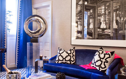 Brave Decorating Ideas From the NYC Holiday House