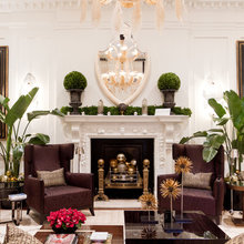 NYC Holiday Showhouse: Deck Your Mantels With Seasonal Spirit