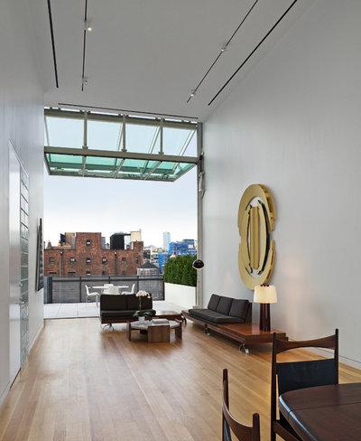 Trendy Dagligstue by Pritzker Architecture Prize