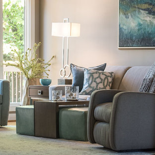 2018 | Lake Forest Freshen Up: Living Room + Dining Room