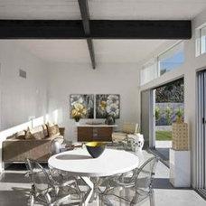 Modern Living Room by The Paul Kaplan Group, Inc