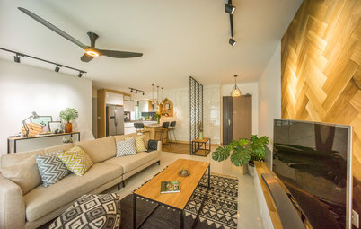 Houzz Tour: Chance Encounter Results in a Happy Design Collaboration