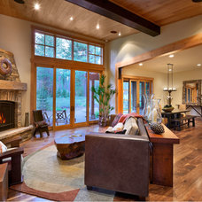 Rustic  by Crestwood Construction Inc.
