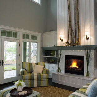 Fireplace Wall Designs Houzz
