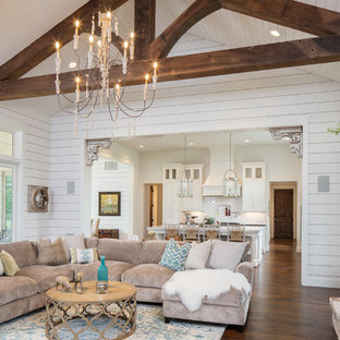 Shiplap Board Living Room Ideas Amp Photos Houzz