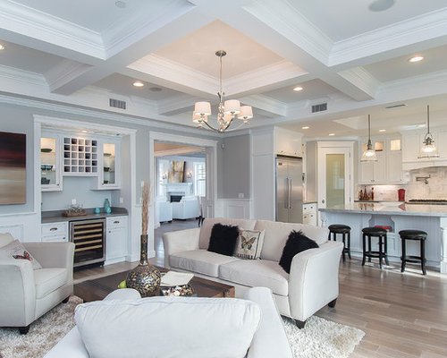 Coffered Ceilings Home Design Ideas Pictures Remodel And