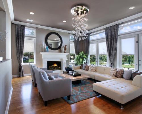 Low Budget Living Room Houzz Interior Design