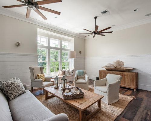 Coastal living room design ideas renovations photos for No tv living room ideas
