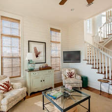 Beach Style Living Room by Coldwell Banker United, Realtors