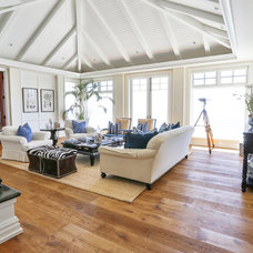 Traditional Living Room by Warren Christopher Fine Floor Coverings