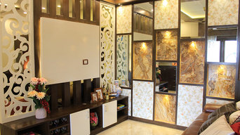 3 BHK Apartment with Study
